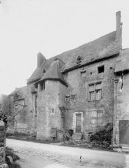 Ancienne abbaye bénédictine - Maison du 15e siècle, près de la tour Saint-Paul