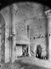 Ancienne abbaye bénédictine - Tour Saint-Paul, intérieur, premier étage