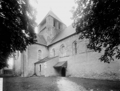 Eglise Notre-Dame-de-Fougeray - Ensemble sud