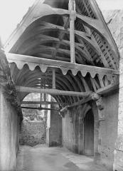 Eglise Notre-Dame-de-Fougeray - Porche ouest