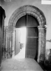 Eglise Notre-Dame-de-Fougeray - Portail du bras sud du transept