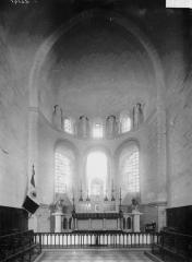 Eglise Notre-Dame-de-Fougeray - Choeur, intérieur