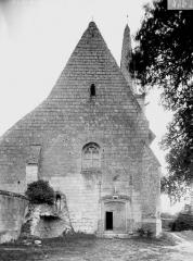 Eglise Saint-Maurice - Ensemble ouest