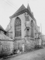 Eglise paroissiale Sainte-Eulalie - Abside