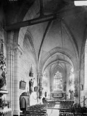 Eglise paroissiale Sainte-Eulalie - Choeur, intérieur