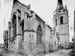 Eglise paroissiale Saint-Maurice - Ensemble nord-est