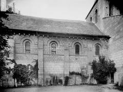 Eglise paroissiale Saint-Gilles - Façade sud