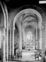 Eglise paroissiale Saint-Gilles - Choeur