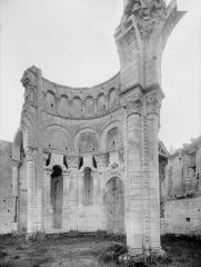 Ancien prieuré Saint-Léonard - Ensemble sud-ouest