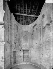 Ancien prieuré Saint-Léonard - Absidiole nord