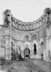 Ancien prieuré Saint-Léonard - Ensemble ouest