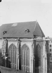 Eglise Saint-Rémy - Côté sud