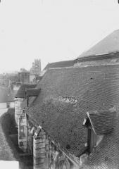 Eglise Saint-Rémy - Toitures