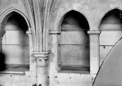 Eglise Saint-Saturnin - Triforium