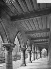 Ancien évéché et chapelle - Galerie