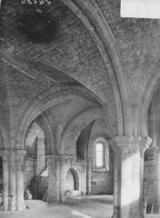 Ancien évéché et chapelle - Chapelle basse