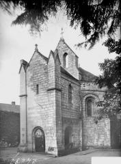 Chapelle des Templiers - Façade