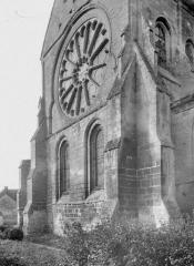 Eglise - Bras sud du transept