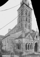 Eglise Notre-Dame - Côté nord-ouest