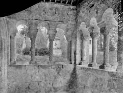 Eglise Notre-Dame - Porche intérieur