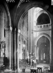 Ancienne cathédrale et son chapître - Transept et bas-côté sud
