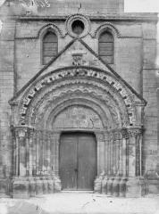 Eglise Saint-Pierre et Saint-Paul - Portail