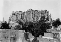 Ancienne collégiale Saint-Quentin - Ensemble sud-est
