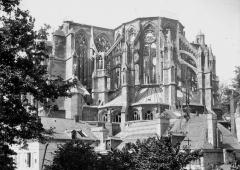 Ancienne collégiale Saint-Quentin - Ensemble est