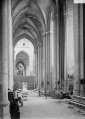 Ancienne collégiale Saint-Quentin - Bas-côté sud