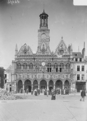 Hôtel de ville - Façade principale