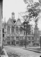 Hôtel de ville - Façade postérieure