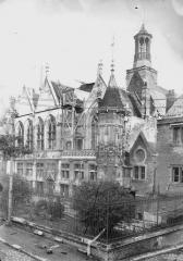 Hôtel de ville - Vue d'angle