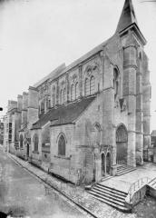 Eglise Saint-Samson - Ensemble nord-ouest