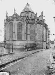 Eglise Saint-Samson - Abside