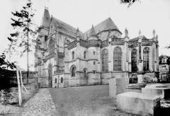 Eglise Saint-Samson - Ensemble sud-est