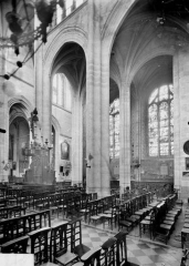 Eglise Saint-Samson - Vue diagonale
