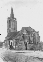 Eglise Saint-Médard - Ensemble est