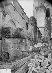 Eglise - Partie en ruines