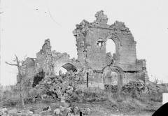 Eglise - Côté nord-ouest
