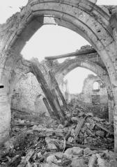 Eglise - Nef, arcs