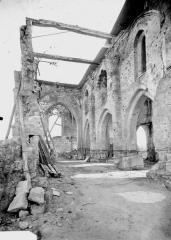 Eglise - Bas-côté nord