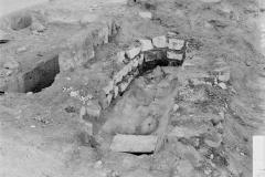 Cathédrale Notre-Dame - Tombe de l'archevêque François de Mailly découverte le 23 août 1919