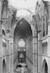 Cathédrale Notre-Dame - Nef et choeur