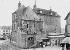 Bâtiment dit la Lieutenance - A l'ouest