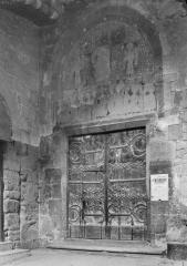 Cathédrale Notre-Dame et ses dépendances - Porte du bras sud du transept