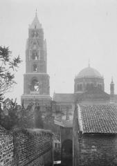 Cathédrale Notre-Dame et ses dépendances - Clocher et grande coupole