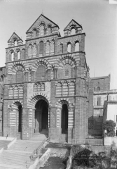 Cathédrale Notre-Dame et ses dépendances - Façade ouest