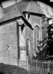 Château - Chapelle, abside