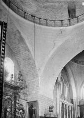 Eglise Saint-Etienne-de-la-Cité - Coupole, pendentif