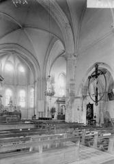 Eglise - Nef et choeur
